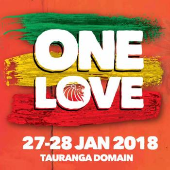 One Love Festival - New Zealand 2018